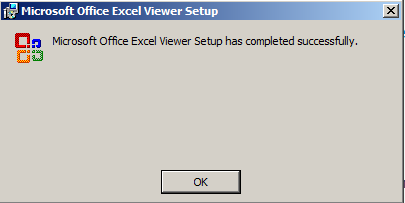 MS Office Excel Viewer