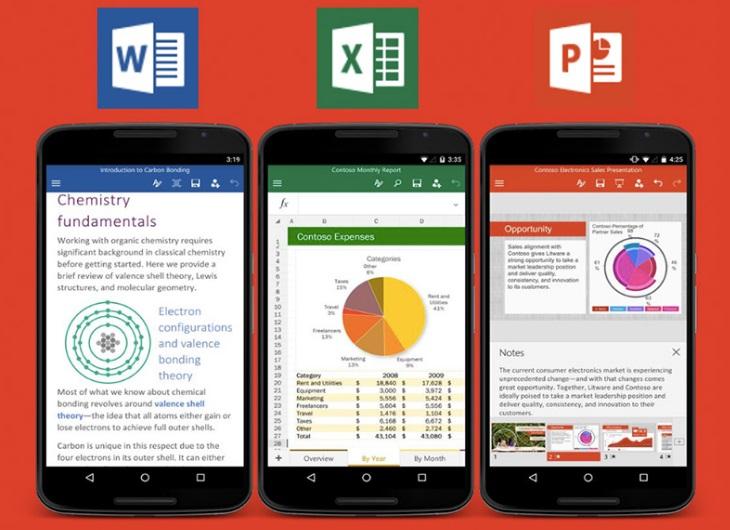 Скачать Microsoft Office для Android