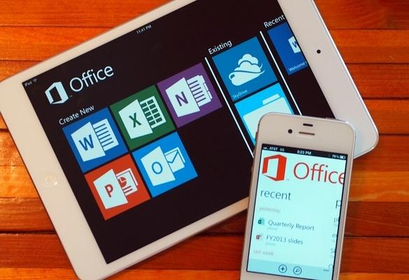 Скачать Microsoft Office для iOS