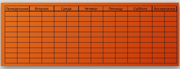 Как сделать таблицу в PowerPoint